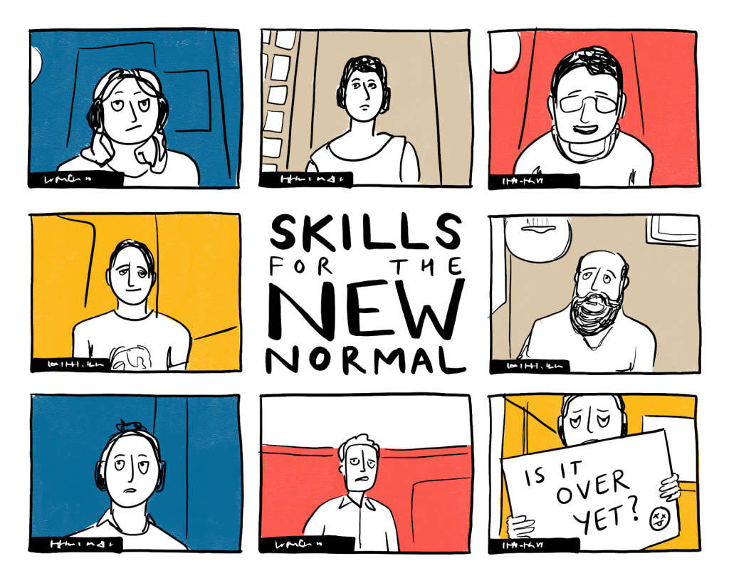 Skills For The New Normal